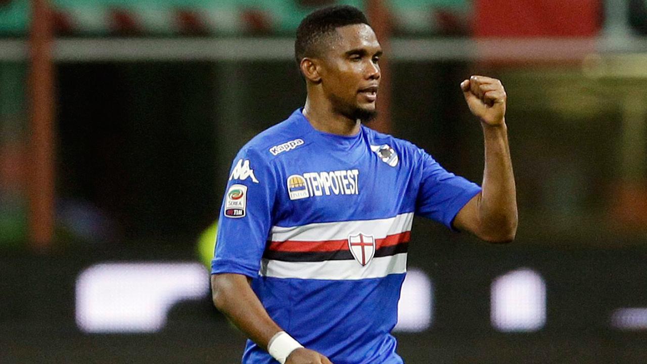 Samuel Eto'o joins Qatari club, 13th of his pro career