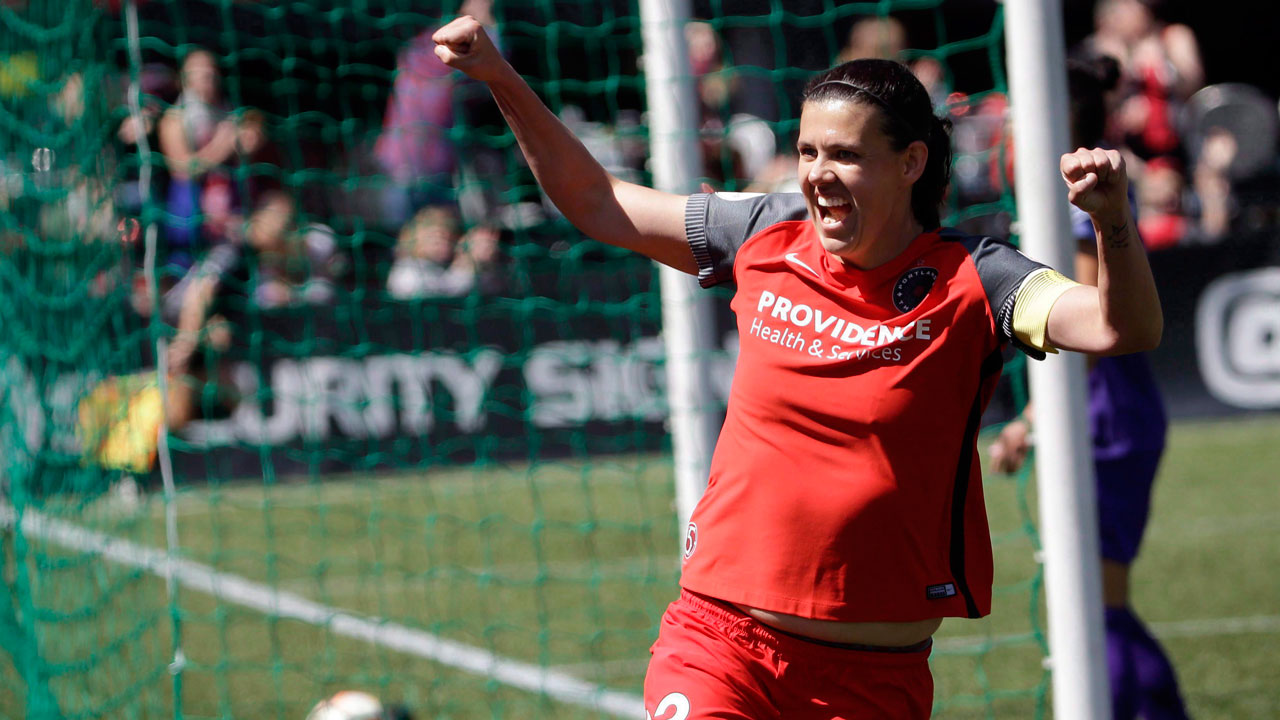 Canada captain Christine Sinclair named to NWSL second all-star team