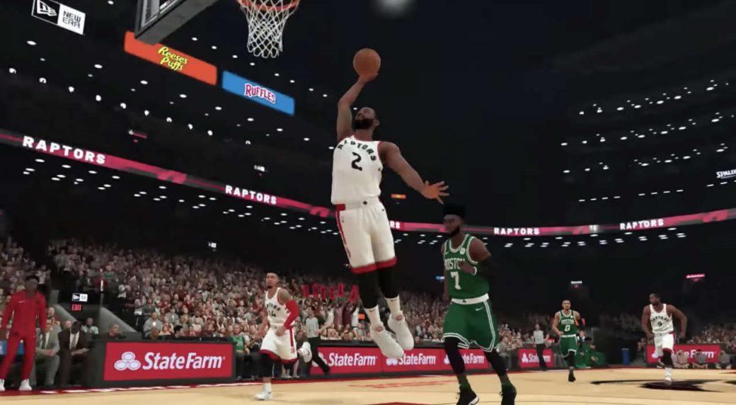 6c0c37deb77 Raptors forward Kawhi Leonard among top-rated NBA 2K19 players ...