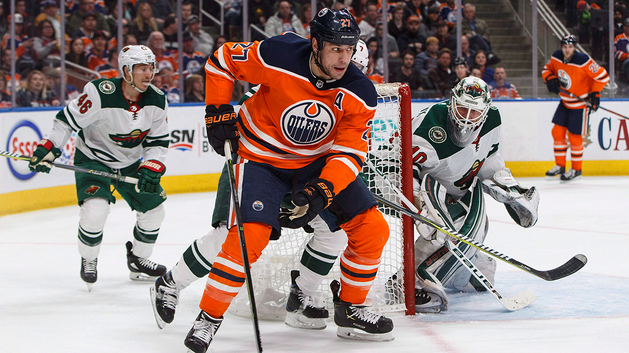 Oilers Players Looking To Run With Hitchcock's New Roles