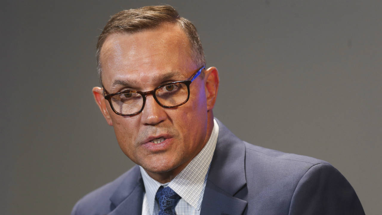 Red Wings to hire Steve Yzerman as general manager