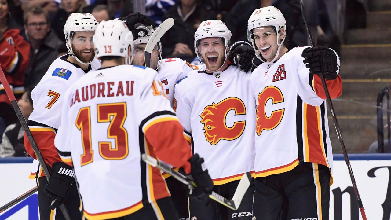 Flames Takeaways: Lindholm extends short-handed success
