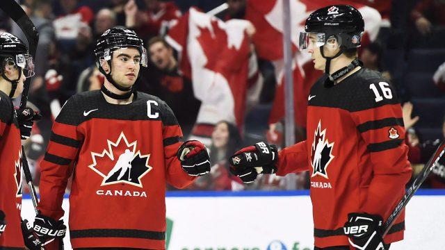 CHL announces rosters for CIBC Canada-Russia Series - Sportsnet.ca 7e448282b