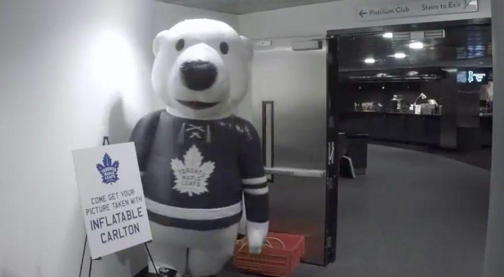 Mathews Maple Leafs Fall Victim To Hidden Camera Prank