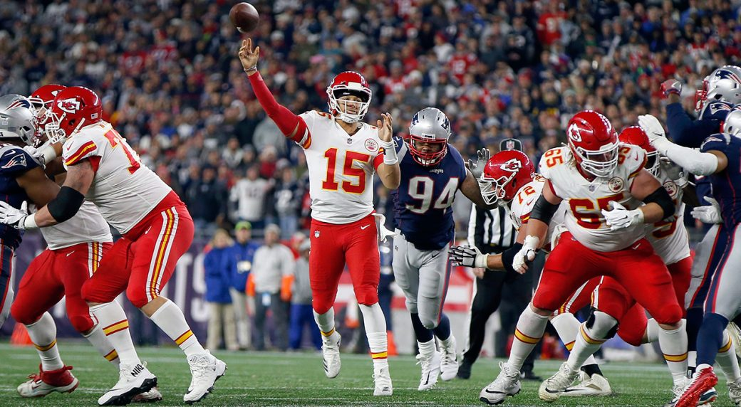 Tom Brady glad Tyreek Hill scored quickly