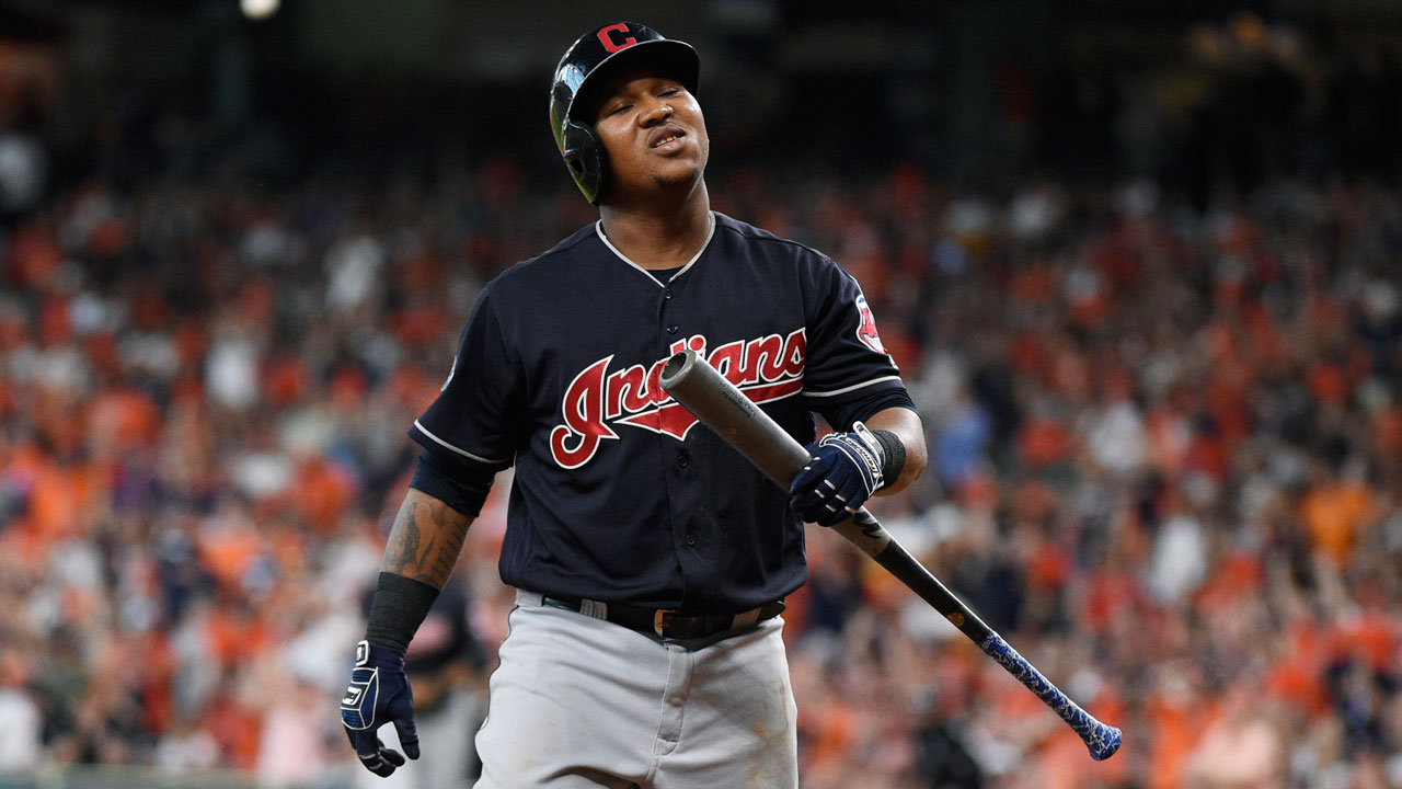 dbc68cca3 Indians' best has not been good enough against Astros in ALDS ...