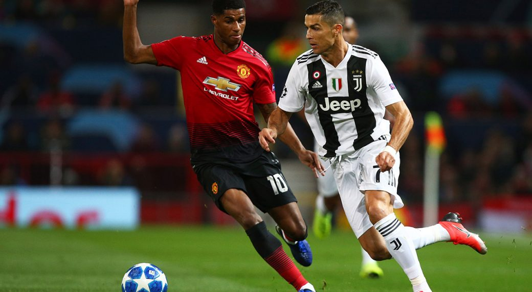 champions league review juventus setting the pace early on