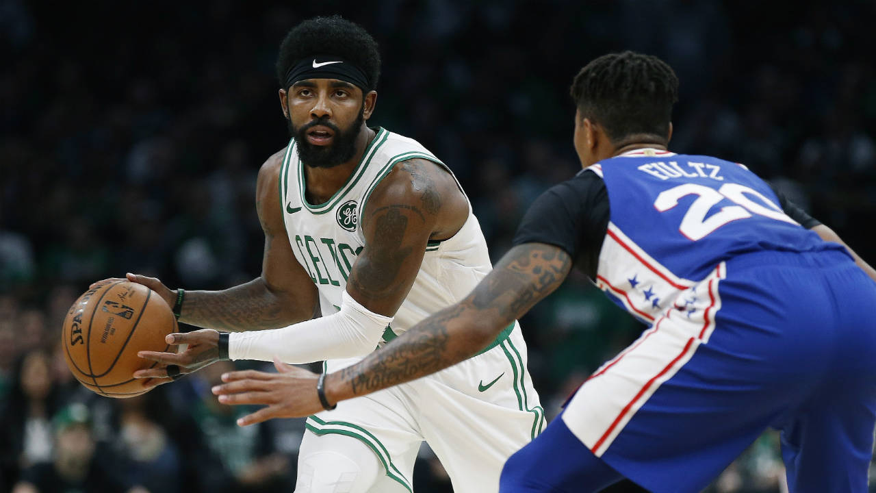 Celtics beat 76ers as Hayward, Irving make returns