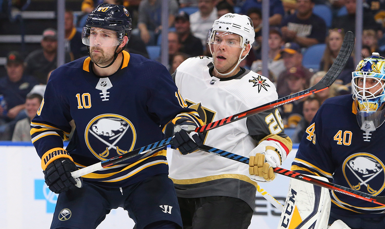 Golden Knights' Paul Stastny will miss at least next 3 games