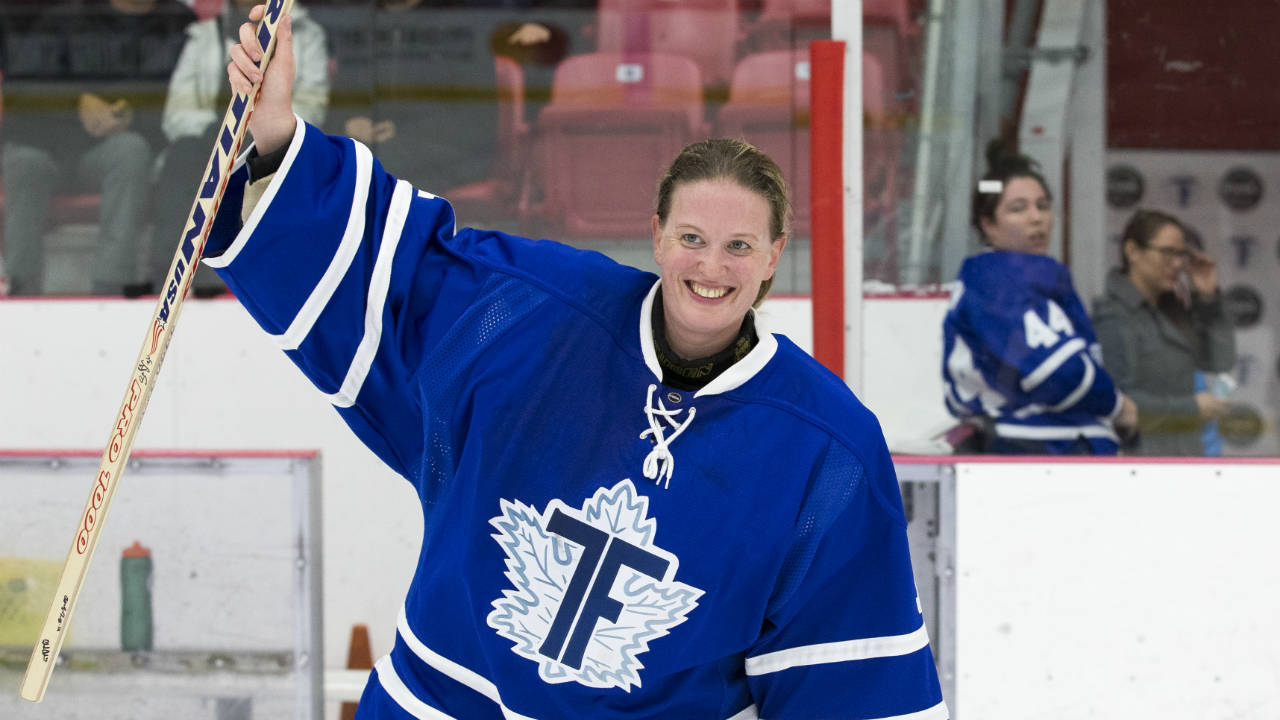 Q&A: Furies GM Sami Jo Small on weed, co-founding CWHL, more