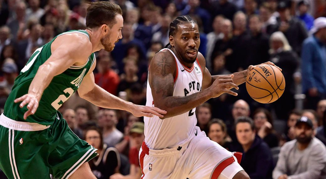 Boston Celtics: Kyrie Irving Destroys Raptors in 123-116 OT Win