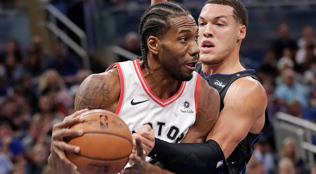 Image result for kawhi leonard magic