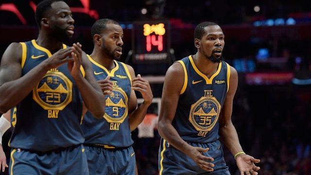 half off fd81b bf354 5 NBA storylines  Warriors go winless in Texas, Raptors catch a break