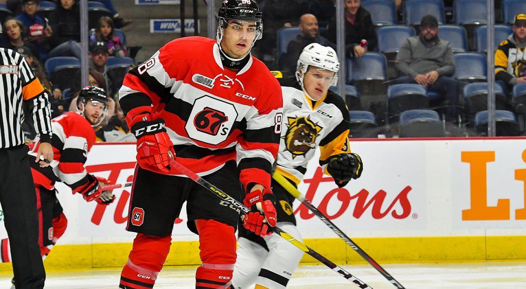 OHL: Ottawa 67's Trusting The Process During Torrid Start