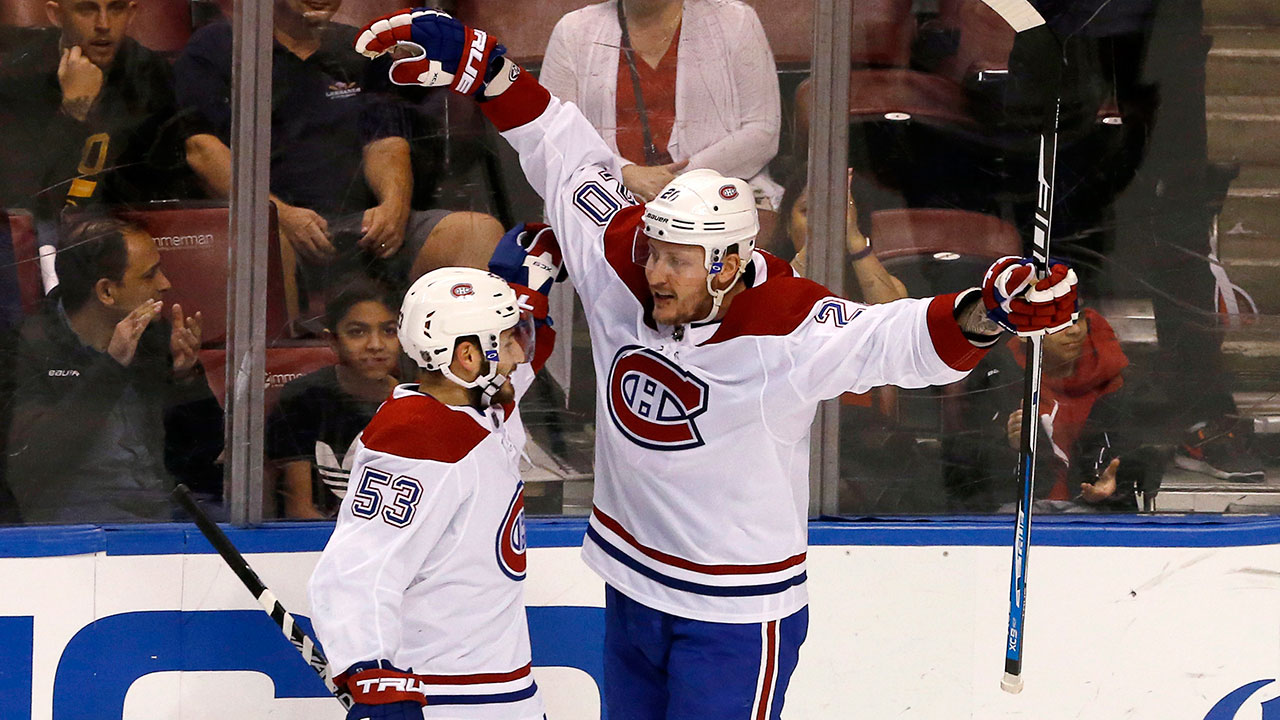 c1c144b2af6 Tatar scores twice to lead Canadiens over Panthers - Sportsnet.ca