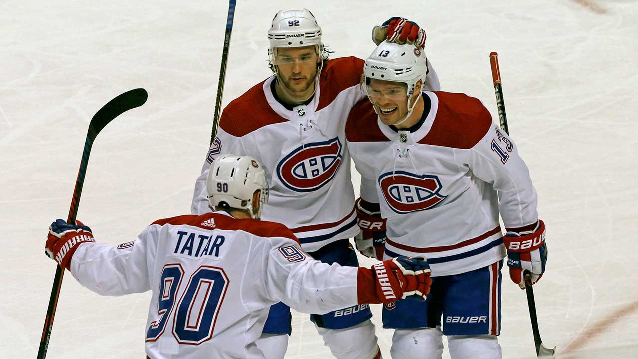 Niemi Holds The Fort For Habs