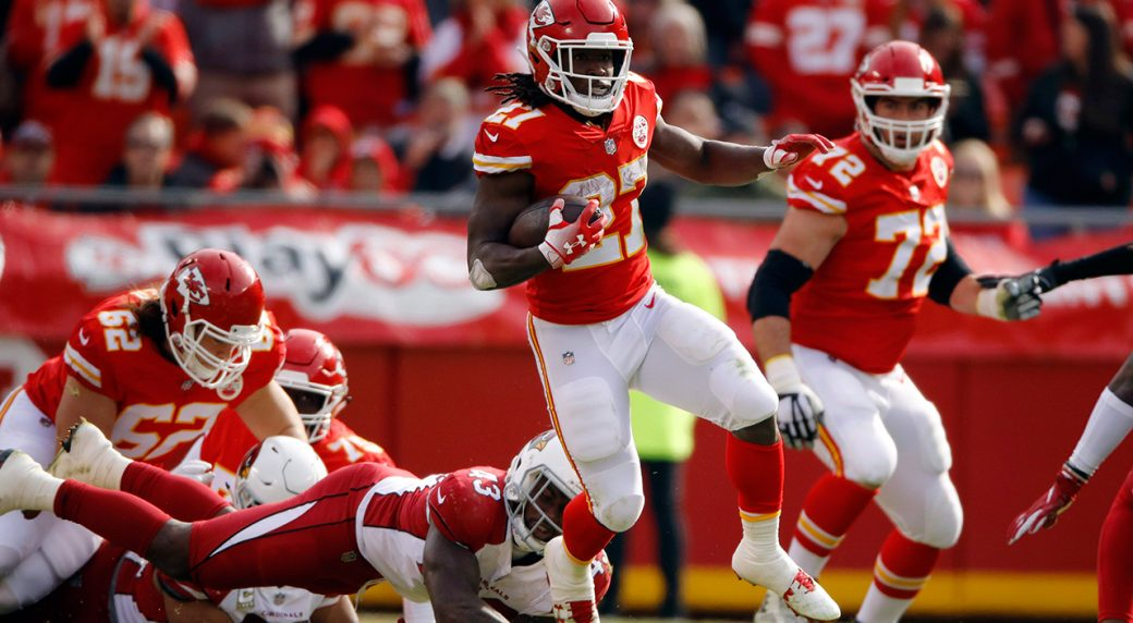 Chiefs move on after Kareem Hunt's release