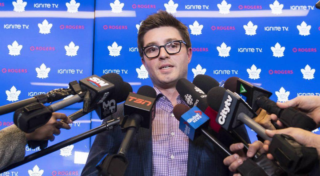 Toronto Maple Leafs acquire Nicholas Baptiste ahead of trade deadline