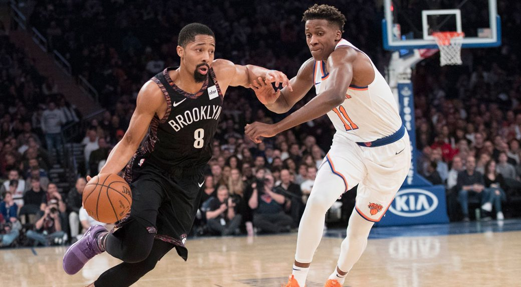 401731697 Spencer Dinwiddie scores 25 to help Nets top Knicks - Sportsnet.ca