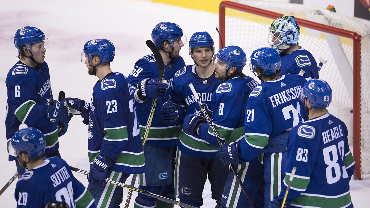 One For The Money, Two For The Show. Demko Picks Up Second Career Win For 'Nucks