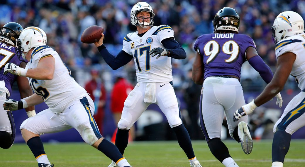 NFL playoff picks against the spread  Can Chargers keep rolling on the road  02553e53d