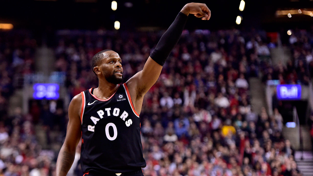 45917c3b8cc Raptors' Miles finding rhythm with Kawhi-less opportunities ...