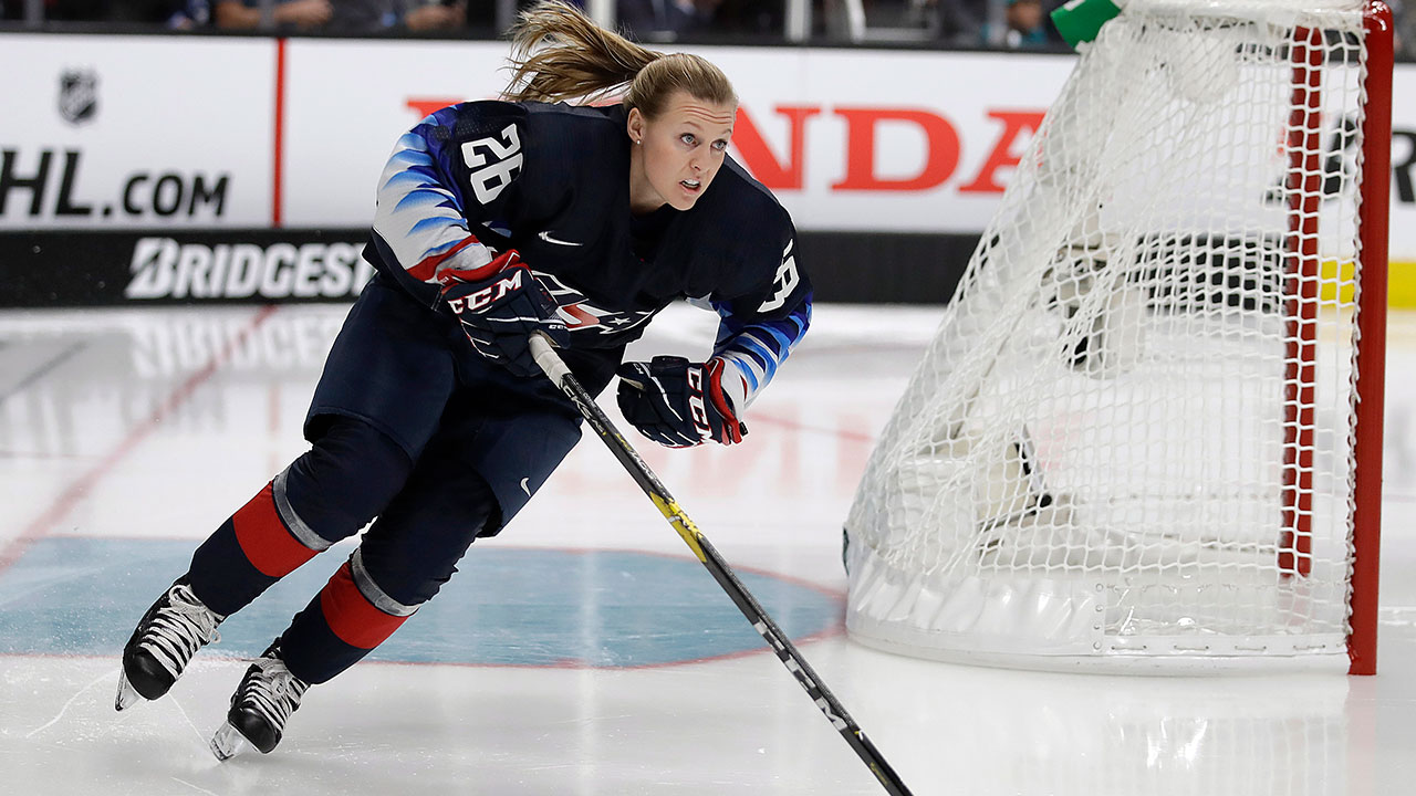 Hopefully Better Days Are Approaching For Women's Hockey History