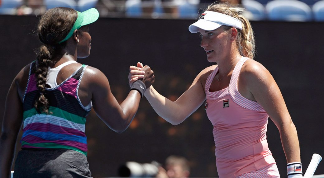 Sloane Stephens out to improve abysmal Australian Open record