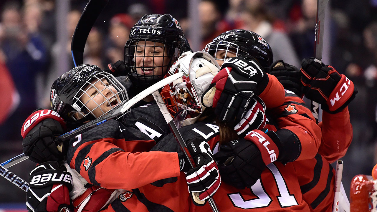 Team Canada Comes Up Clutch And Beats The U.S. In Best-Of-Three Series