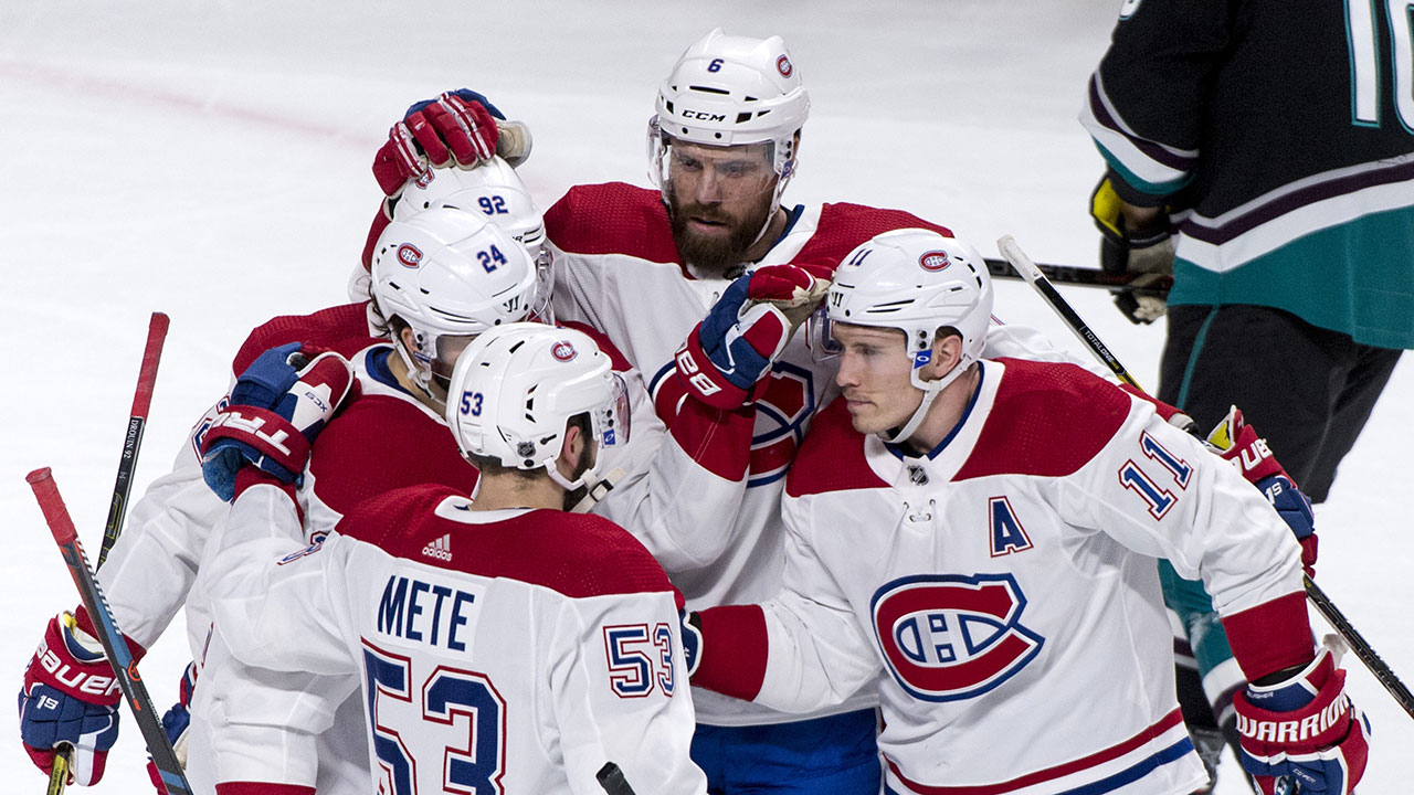 Gallagher And Canadiens Feast On Foie Gras