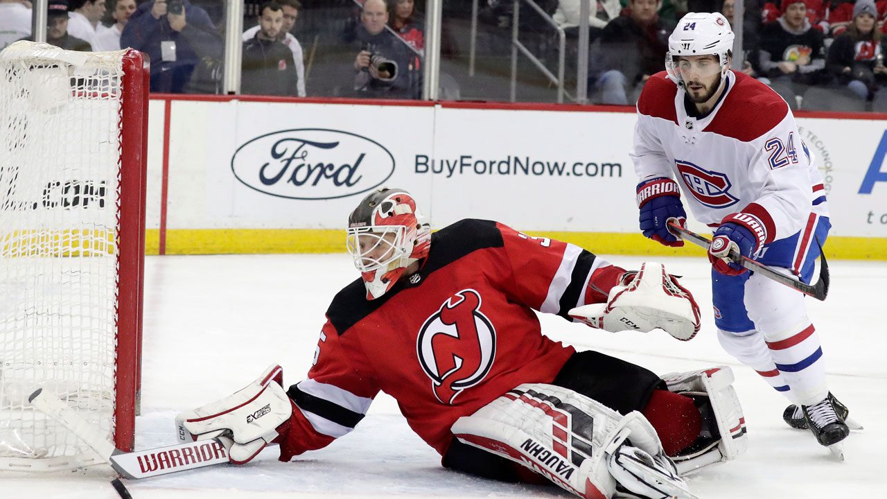 Loss to beleaguered Devils reminds Canadiens no win will come easy ... 90cfa5c7b