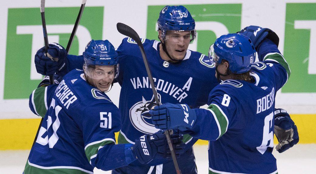 f18edabe0fbda Playoff-hopeful Canucks set for make-or-break February - Sportsnet.ca