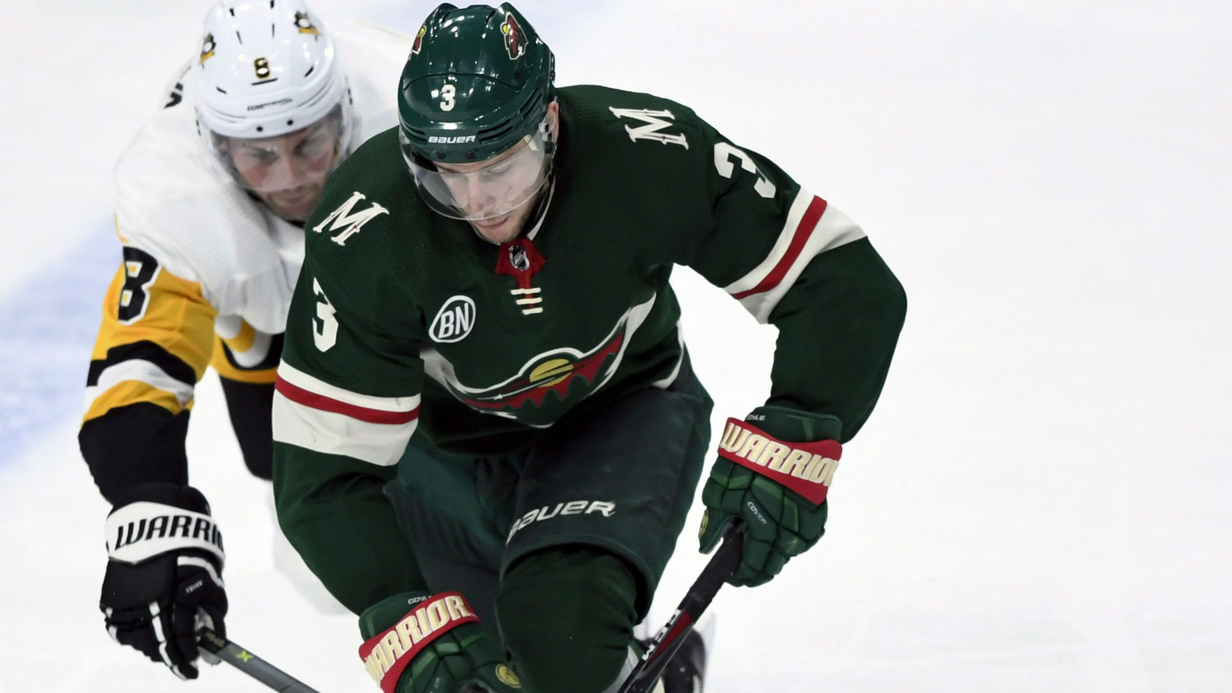 Playing for Bruins could get Charlie Coyle back in top form