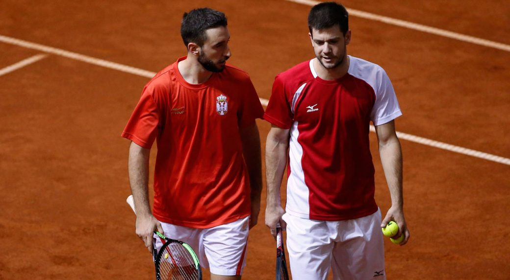 Germany, Australia off to strong starts in Davis Cup qualifying