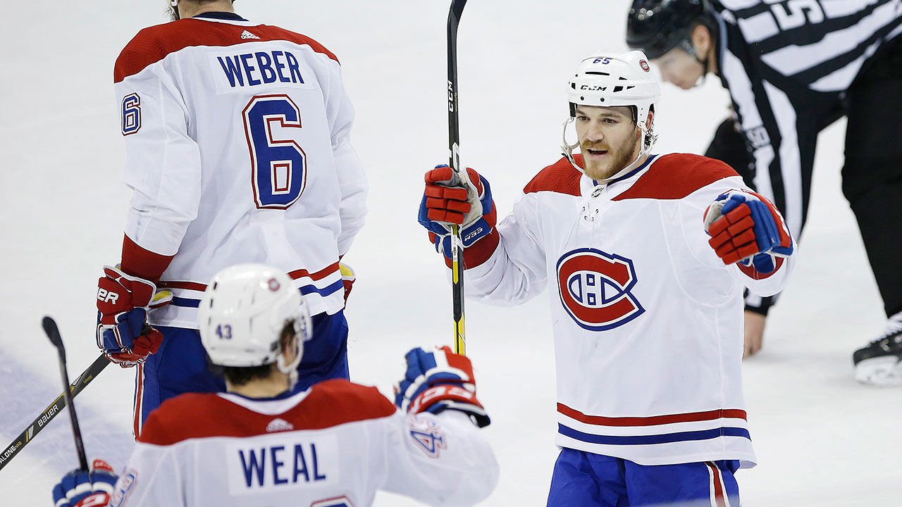 Canadiens' Ground The Jets, As Cole Relinquishes The Controls