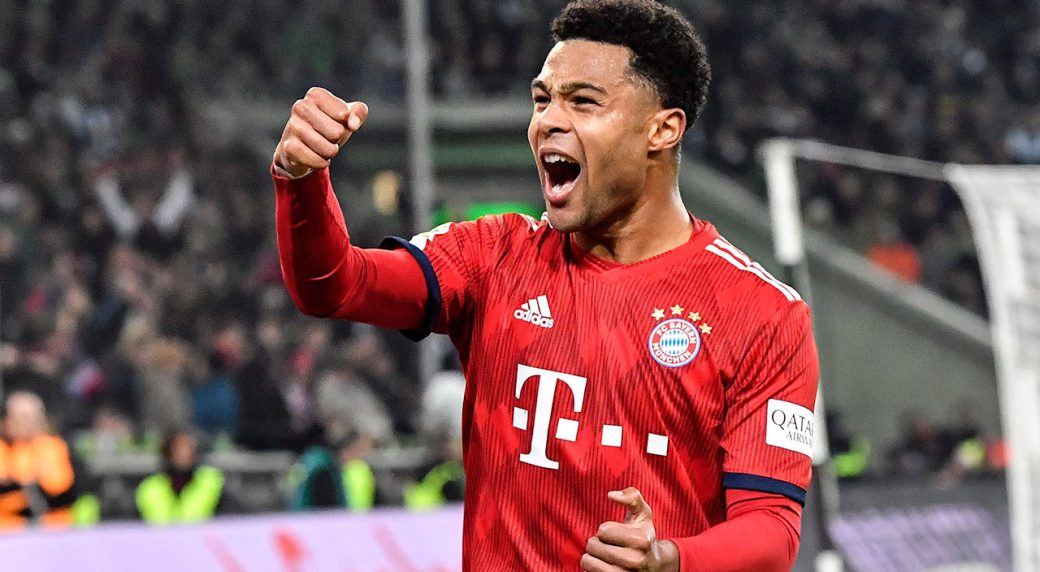 Image result for Serge Gnabry   2019