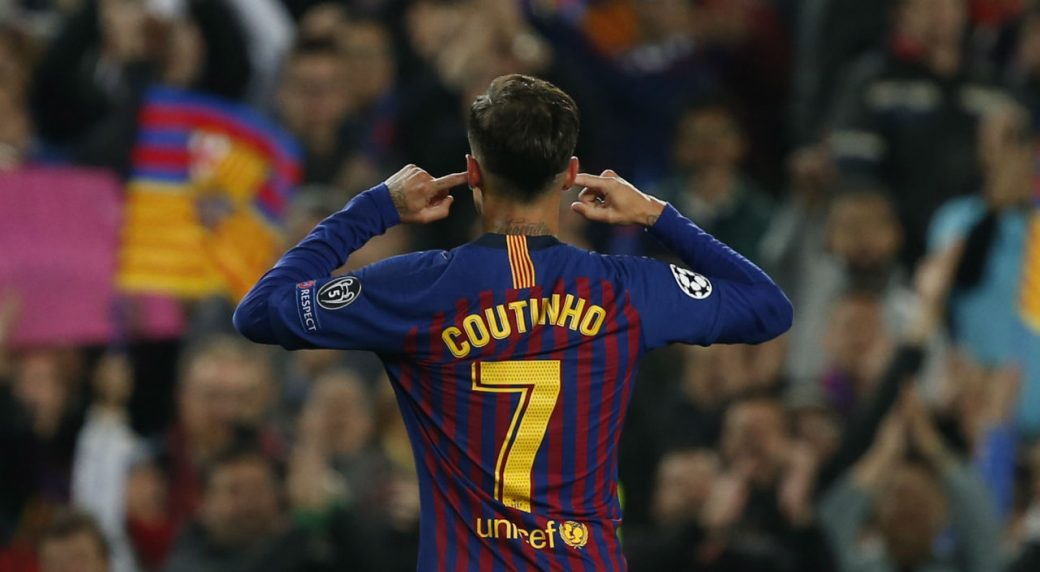 324dc7ca0 Barcelona fans still upset with Philippe Coutinho - Sportsnet.ca