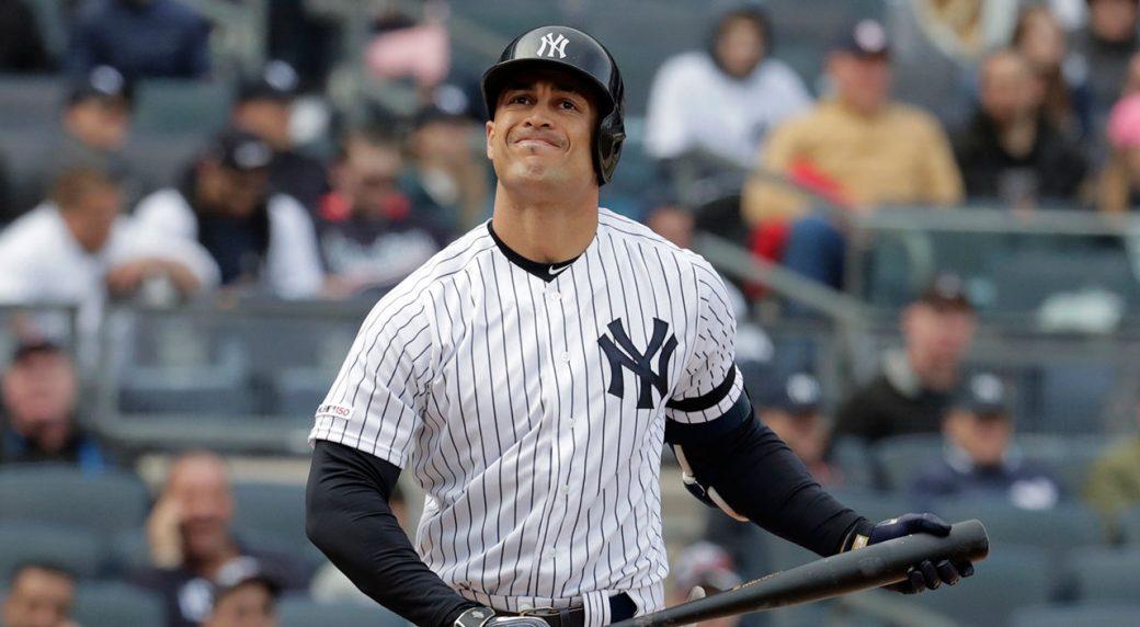 ab543222c Stanton, Andujar join Yankees' lengthy injured list - Sportsnet.ca