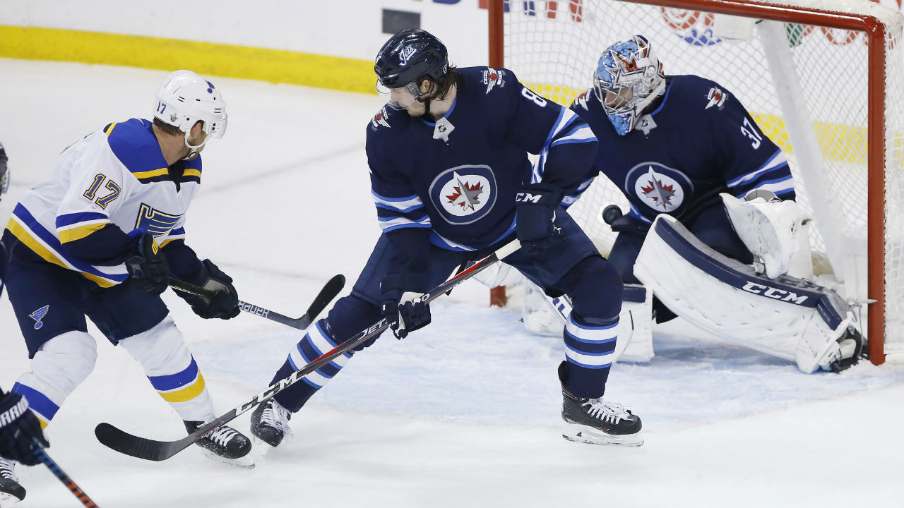 Jets trade defenceman Jacob Trouba to Rangers for Pionk, 1st-round pick