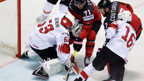 canada-attempts-to-score-against-switzerland-at-hockey-worlds