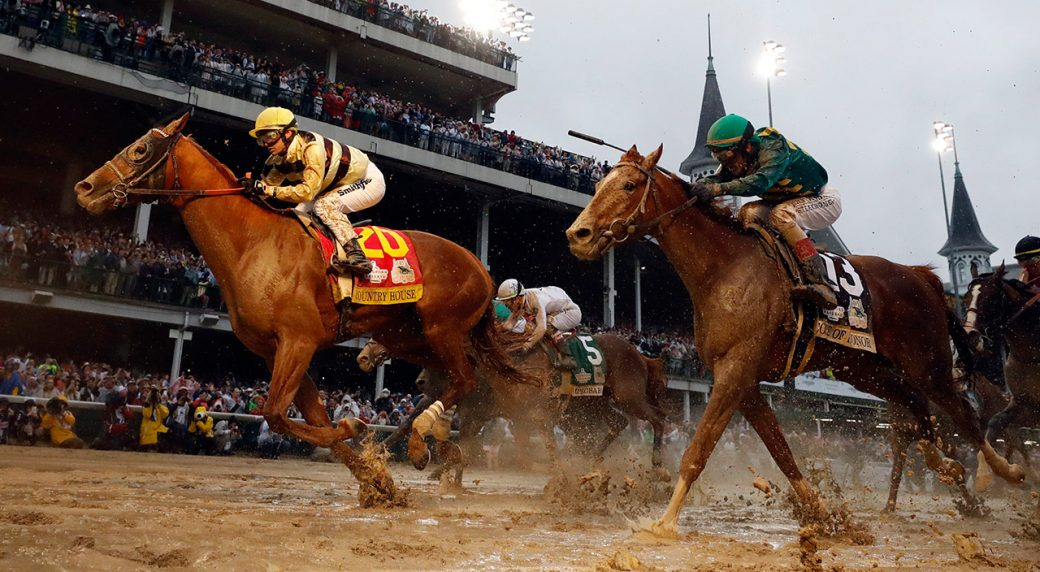 Country House out of Preakness after horse shows signs of illness