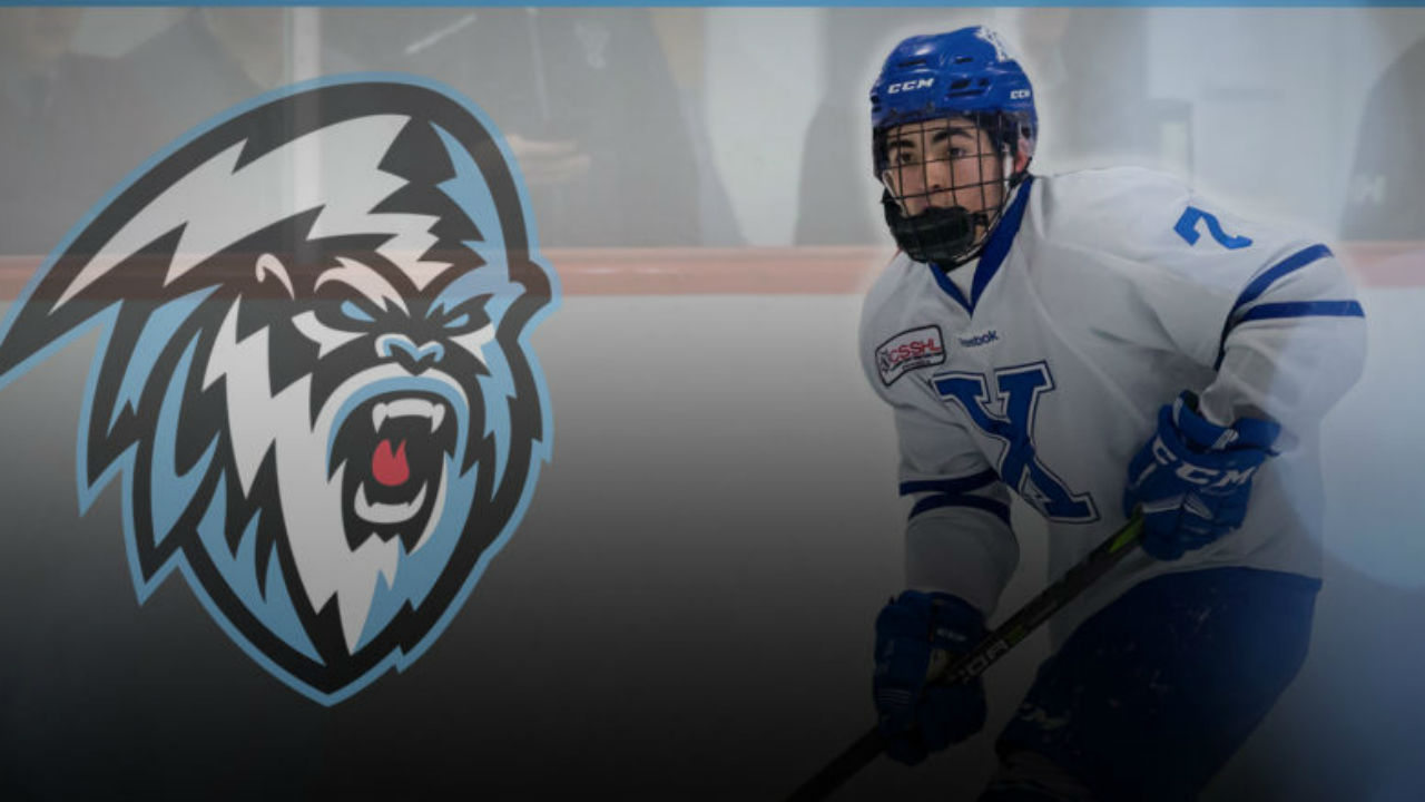 Winnipeg Ice sign 1st-overall pick Matthew Savoie to player agreement - Sportsnet.ca